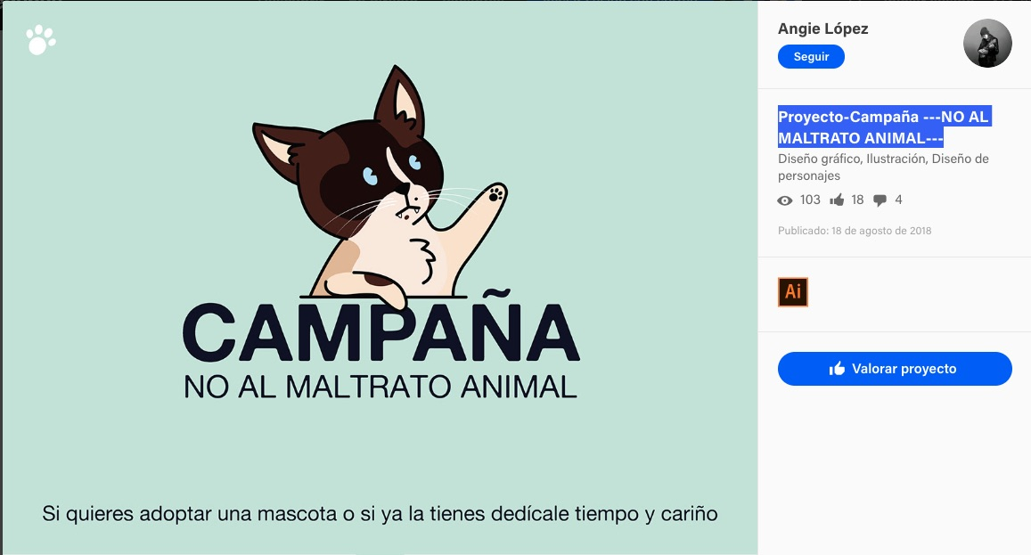 En el marco del Día Mundial de los Animales te presentamos ilustraciones de diseñadores y apasionados de ellos para celebrar su existencia.