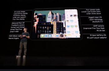 La tipografía de Apple utiilzada en el #AppleEvent fue criticada en redes sociales debido a mala elección, la Comics Sans no suele usarse en esos casos.