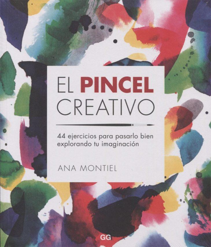 El Pincel Creativo es un libro que mediante ejercios prácticos te ayuda a desarrollar la creatividad y al mismo tiempo expresar tus emociones.