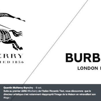 El logotipo de Burberry y su pattern sufrieron grandes cambios en los últimos meses, aún así, el significado de ellos es muy relevante.