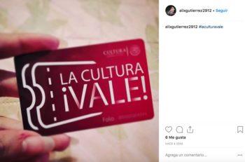 La nueva tarjeta La Cultura ¡Vale! ofrece descuentos en más de 400 recintos y es gratuita para los mexicanos, consigue rebajas de hasta el 20%.