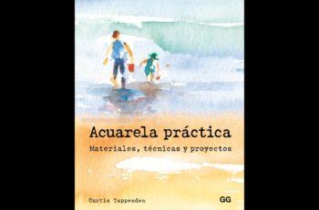 El libro Acuarela práctica te permite desarrollar la creatividad mediante la pintura, con este texto aprenderás qué técnicas y materiales utilizar.