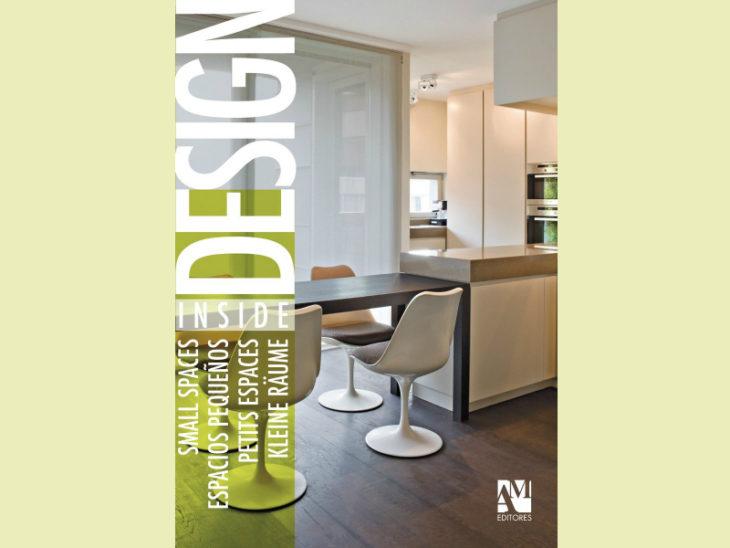 El diseño de espacios pequeños consiste en aprovechar al máximo las dimensiones para tener todo lo necesario sin sobre saturar el entorno.