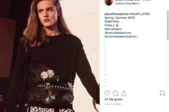 Los diseñadores Kris Goyri,Anuar Layon yLorena Saravia presentaron sus colecciones primavera verano en el Mercedes Benz Fashion Week México.