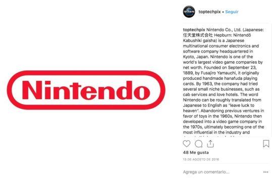 Nintendo surgió en 1889 como una empresa dedicada a las barajas, actualmente su logotipo es tan sencillo como icónico y memorable.