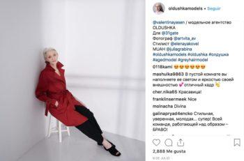 Modelos Senior, nuevas tendencias en el modelaje