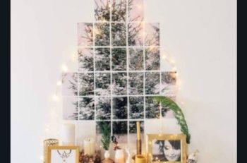 Si necesitas darle un toque innovador a tus festividades, estos arboles de navidad decorados de manera creativa te darán algunas ideas.