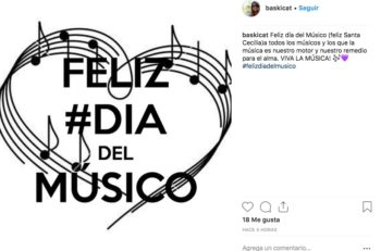 Día Internacional del Músico 22 de noviembre , arte ilustrando más arte