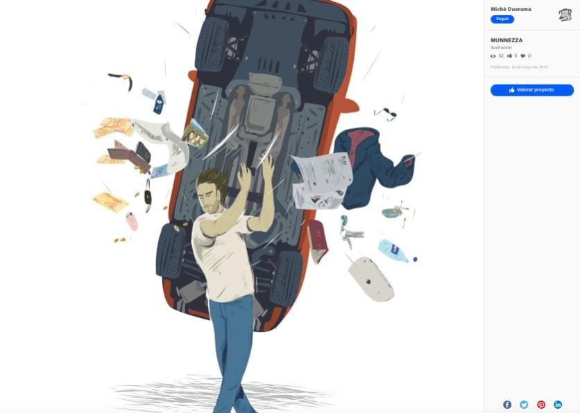 El Buen Fin comenzó esta madrugada y con el cientos de compras impulsivas, por lo que estos ilustradores retratan la realidad desde su perspectiva.