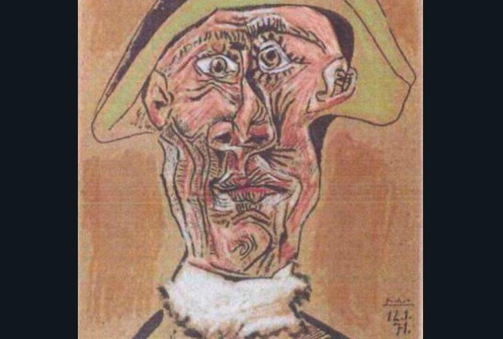 """El hallazgo de un falso Picasso en Rumanía era parte de una técnica de publicidad para la obra de teatro """"Copia Auténtica""""."""