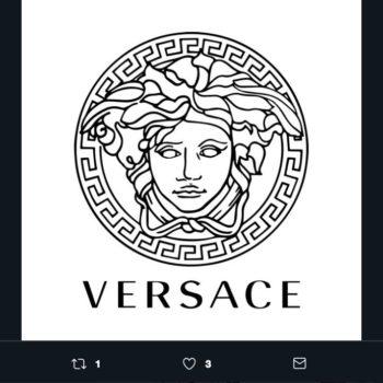 El logo de Versace muestra la cabeza de una medusa, una criatura mitológica a la que Gianni respetaba y admiraba en demasía.
