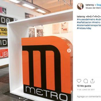 """Todos creen que el logotipo del Sistema de Transporte Colectivo Metro es una """"M"""", y es verdad, pero oculta un significado más allá de esta letra."""