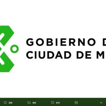 El nuevo logo de la CDMX está basado el Códice Mendocino, tiene un color verde que definitivamente cambiará el rosa mexicano al que estábamos acostumbrados.