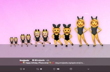 La evolución de los emojis comienza desde los emoticones, creados en 1982, hasta los paquetes para distintas plataformas como iOS, Android, etcétera.