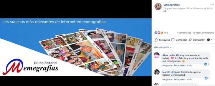 El Artista Visual Raúl Moyado Sandovalcreó ilustraciones que combinan memes y tendencias de actualidad para crear Memegrafías.