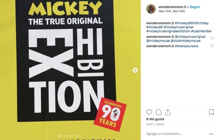 Mickey: The True Original Exhibition demuestra la influencia del ratón de Disney en el arte y la cultura pop durante 90 años.