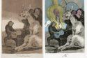 Las obras de Dalí y de Goya exhibidas en Rusia, fueron dañadas al caerse la mampara donde estaban colgadas a causa de unas jóvenes que se tomaban una selfie