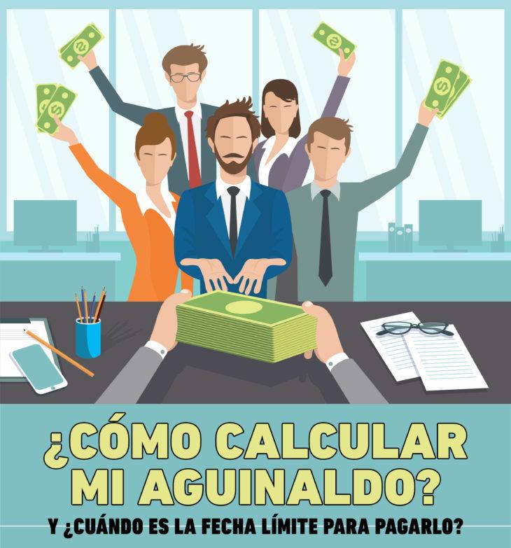 ¿Cómo calcular mi aguinaldo? ¿Cuándo es la fecha límite para pagarlo?