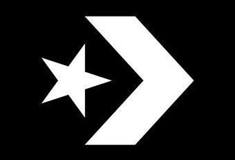 El logo de Converse que más se conoce, es en realidad una edición especial que debido al éxito se confunde con el oficial.