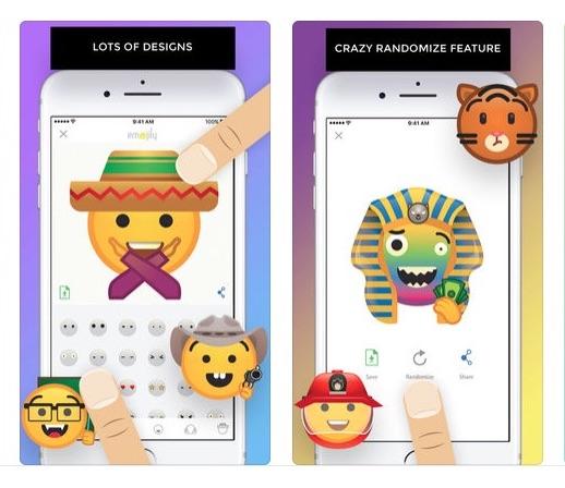 Crear un emoji personalizado es algo que agregaron los smartphones recientemente, aunque con estas aplicaciones también lo puedes hacer.