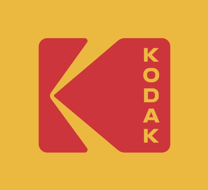 El logo de Kodak ha sido modificado en varias ocasiones para representar modernidad, pero en el último caso fue para darle un estilo retro.