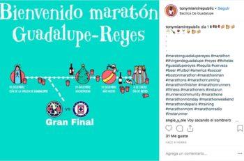 El Maratón Guadalupe-Reyes es una tradición que los mexicanos crearon en la década de los 90s, y desde entonces se fortalece anualmente.