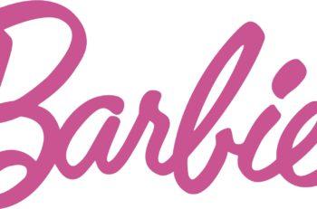 El logotipo de Barbie evoluciono desde su creación, pero mantiene ciertas características como el estilo manuscrito, minimalista y rosa.
