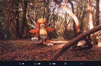 Las fotografías de Pokémon GO AR mezclan imágenes increíbles con la realidad aumentada de la aplicación, creando panorámicas fantásticas.