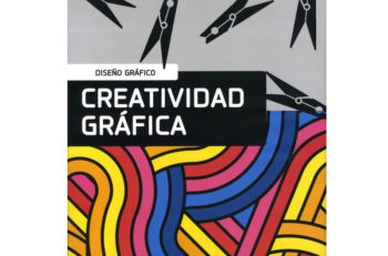 El libro Creatividad gráfica, Diseño Gráfico de Dimitris Kottas recopila los mejores trabajos de los últimos años, para que puedas inspirarte a crear más.