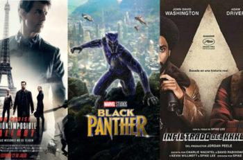 Rotten Tomatoes recopiló las mejores películas del 2018 según los críticos y el público ¿Ésta tu favorita entre las 10 primeras?