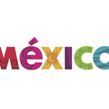 México, marca turística del país es un isologo, en el cual cada letra tiene un color, diseño y significado distinto que representa la cultura mexicana.