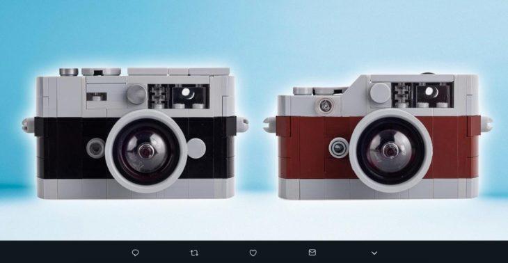 Hay dos formas de conseguir las piezas para construir tu Cámara Leica con Lego, además te decimos donde descargar el instructivo GRATIS.