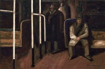 Diego Rivera, David Alfaro Siqueiros y José Clemente Orozco