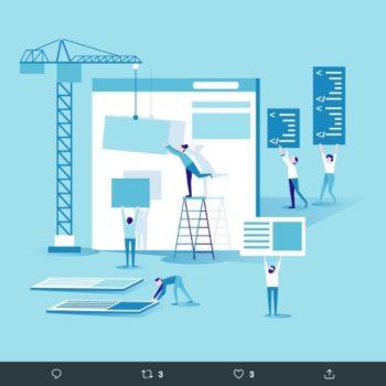Existen perfiles especializados en UX que diseñan interfaces completamente interactuables para las distintas necesidades de los usuarios.