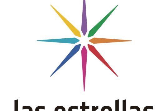 """El nuevo logo de Las Estrellas se presentó en 2016, aunque se conoce coloquialmente como """"el 2"""" o """"el Canal de las estrellas"""", esta es su evolución."""