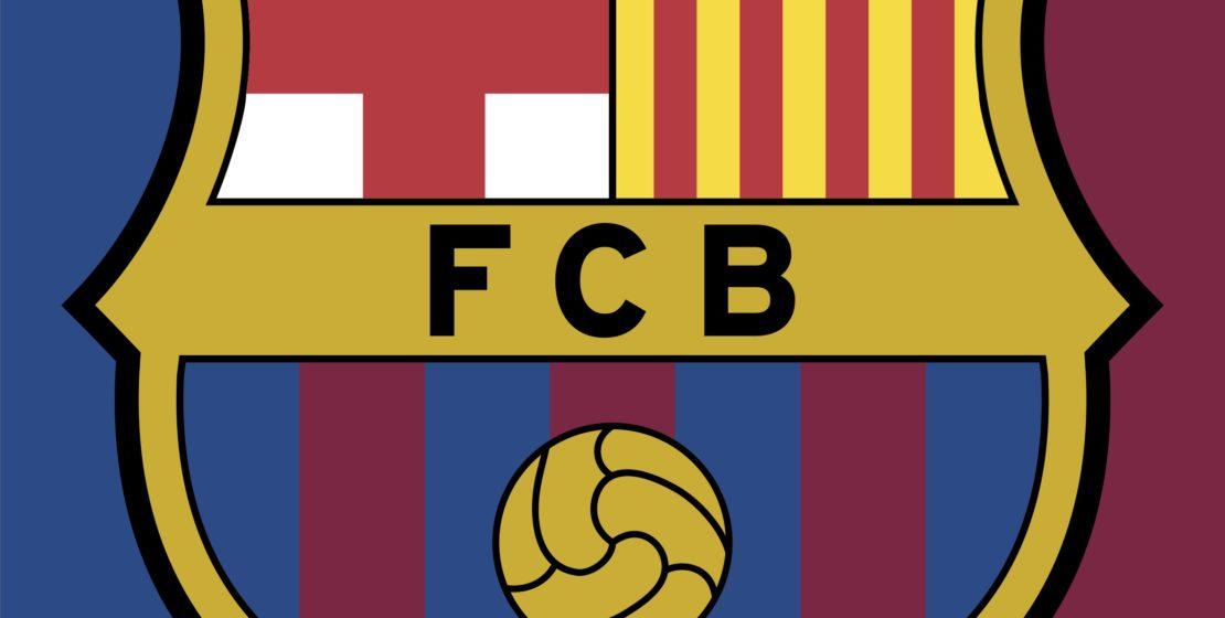 Se cree falsamente que el logo del Barcelona contiene la bandera de Inglaterra, pero en realidad ésta es utilizada en diversas partes por otras razones.