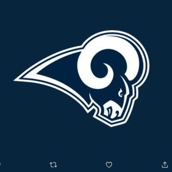 Esta es la evolución de los logos de Los Ángeles Rams conforme cambiaron de sedes en tres ocasiones distintas, hasta la actual.