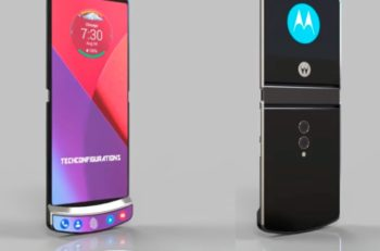 El Motorola RAZR podría volver de manera exclusiva para Estados Unidos con la compañía Verizon y tendría un costo de $ 1500 dólares.