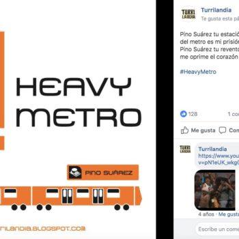 La iconografía del metro fue creada para reflejar lo que existía alrededor de cada estación, pero actualmente eso cambió mucho...