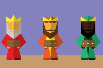 Las cartas para los Reyes Magos es una tradición en la niños aprenden a expresarse, a eso se les puede agregar diseño para que a ellos les encante.