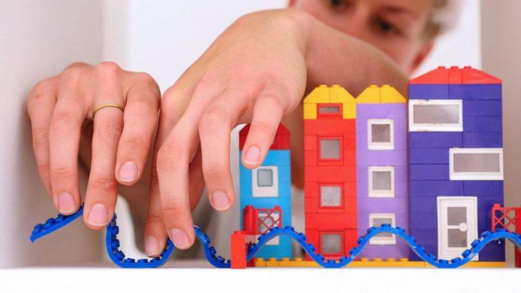 Esta Cinta de Lego es lo que tu niño interno necesita para explotar tu creatividad
