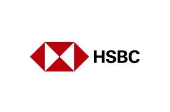 El logo de HSBC se remonta a la bandera de otro país, a pesar de que su nombre significa The Hong Kong y Shanghai Banking Corporation.