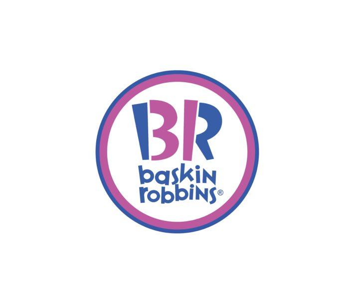 """El logotipo de Baskin - Robbins guarda un """"mensaje secreto"""" que juega perfectamente con colores, las iniciales y el distintivo de la marca."""