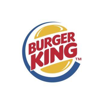 ¡¿Un sol?!, Sí, el el primer logo de Burger King era simplemente el nombre de la marca con un medio sol por detrás de éste.