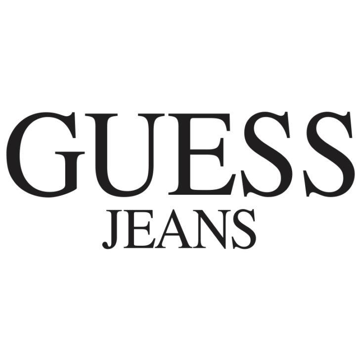 El logo de Guess era utilizado en las etiquetas de los Jeans para crear un distintivo que se destacara de todos los demás.