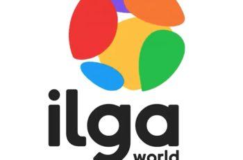 El logo de la ILGA se modificó para reflejar más el objetivo de dicha asociación, de ésta manera se busca incluir a todas las minorías.