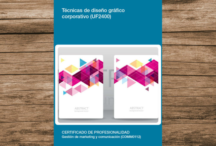 Técnicas de Diseño Gráfico Corporativo es un manual para que mediante herramientas de comunicación elaborar materiales de difusión y promoción.