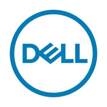 El logo de Dell perdura prácticamente igual desde que se diseñó en 1989, sólo ha sufrido unas leves modificaciones a lo largo de los años.