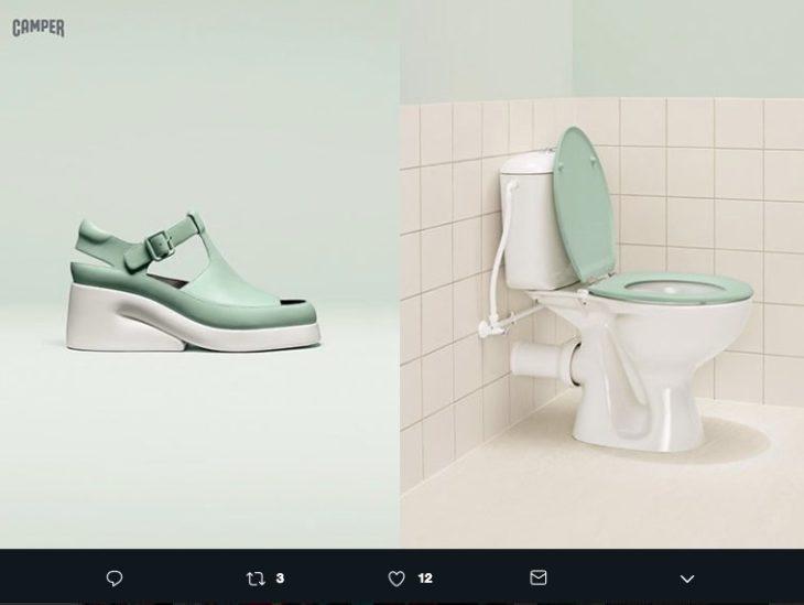 The Camper House es la nueva colección de calzado en la que Camper retoma algunas figuras y objetos del hogar para convertirlos en modelos únicos.