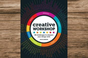 Creative Workshop es un libro es para salir de un bloqueo mental, aumentar su nivel de respuesta ingeniosa o para encontrar soluciones a las problemáticas